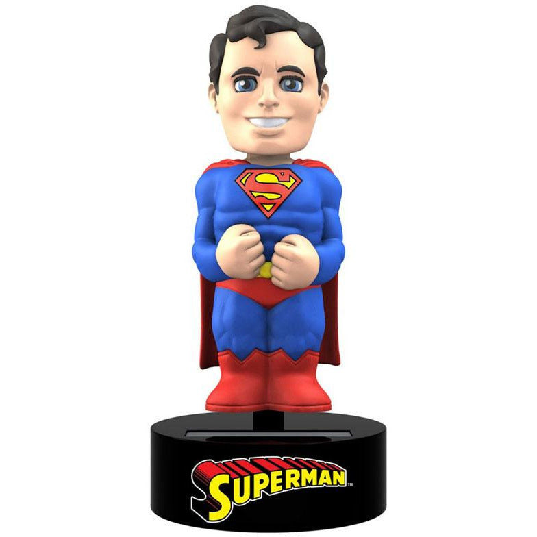 SUPERMAN | CASE OF 12 | BODY KNOCKER - 6 INCH