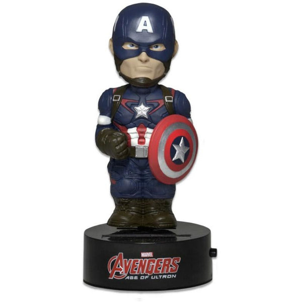 CAPTAIN AMERICA | CAPTAIN AMERICA | BODY KNOCKER - 6 INCH