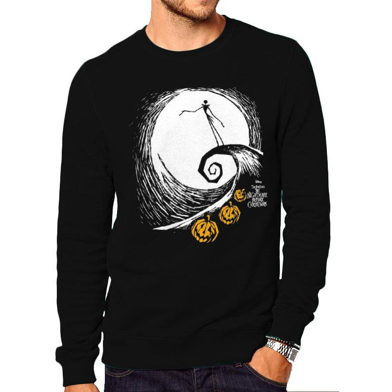 NIGHTMARE BEFORE CHRISTMAS | JACKS LAMENT | CREWNECK SWEATSHIRT