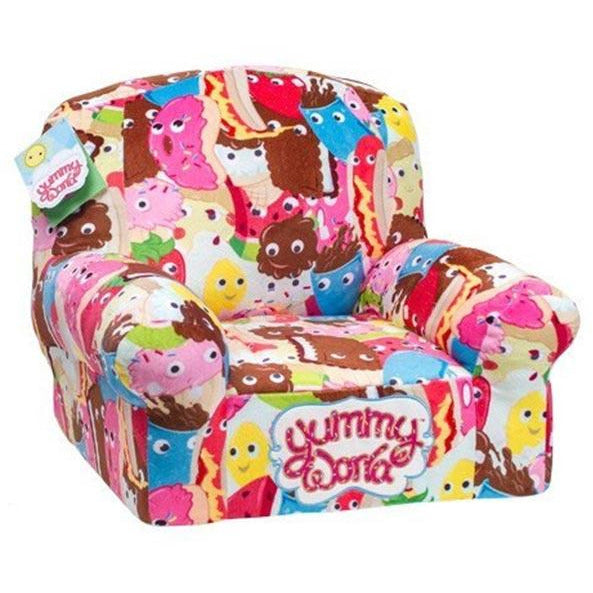 YUMMY WORLD | CHARACTERS | PLUSH - CHAIR