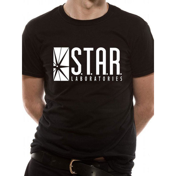 THE FLASH | STAR LABS | UNISEX T-SHIRT