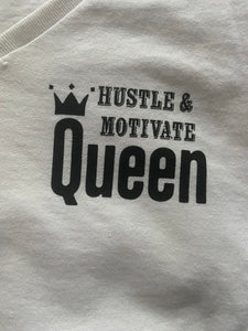Hustle & Motivate Queen