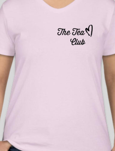 The TeaHeart Club T Shirt