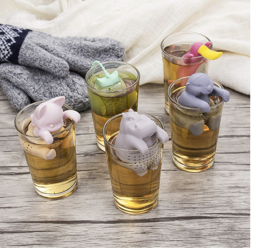 Cute Animal Tea Infuser