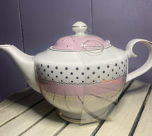 Load image into Gallery viewer, Grace Teaware Pin Dot Teapot