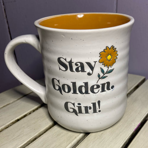 Stay Golden Girl