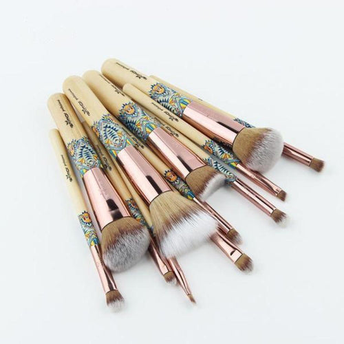12 Pcs Exclusive Brushes Kit