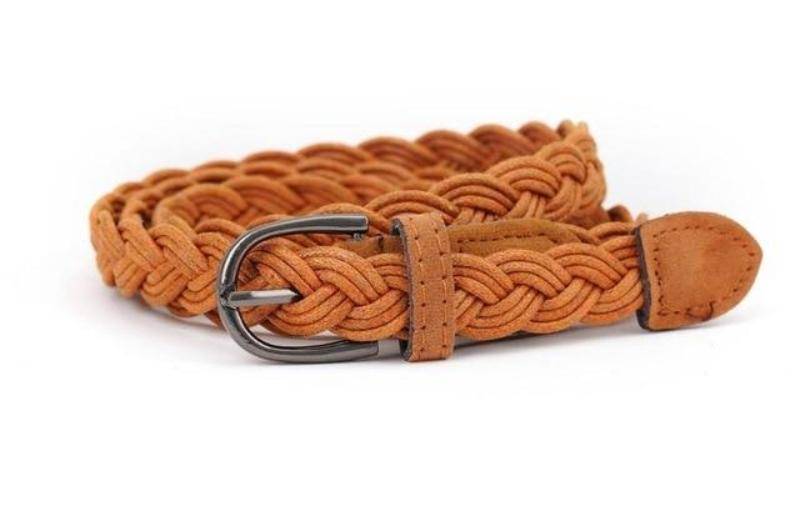 KNITTED Rope Belt