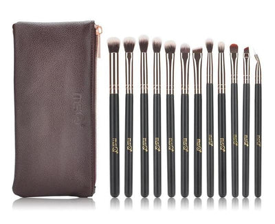 12 Pcs Eyeshadow Brushes Kit