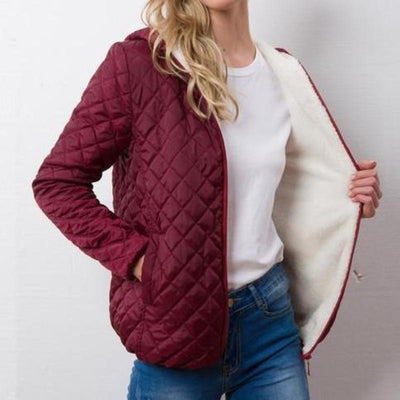 NAOMI Hooded Jacket