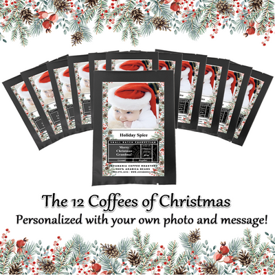 The 12 Coffees of Christmas