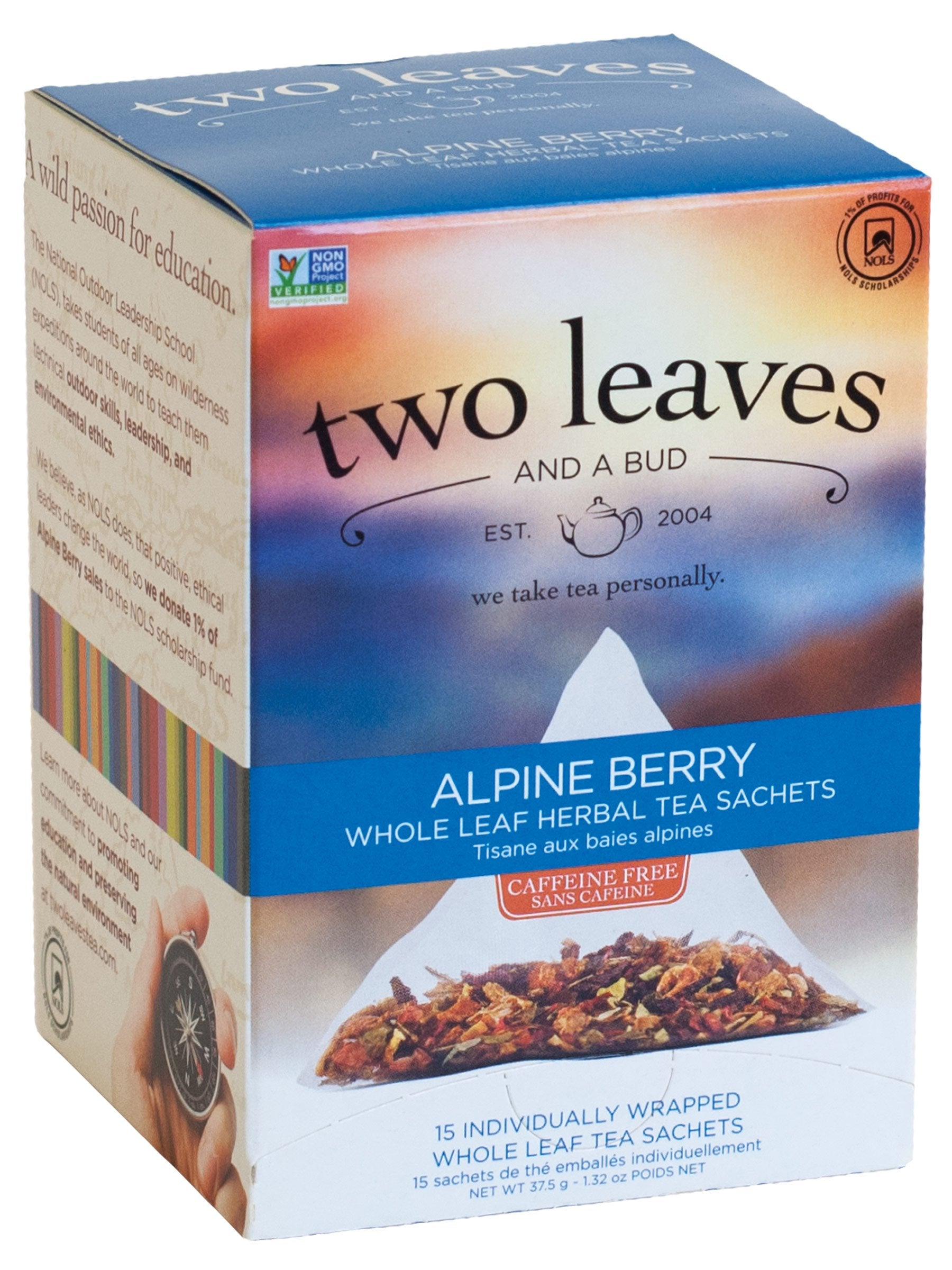 Alpine Berry Tea - 15 sachets/box