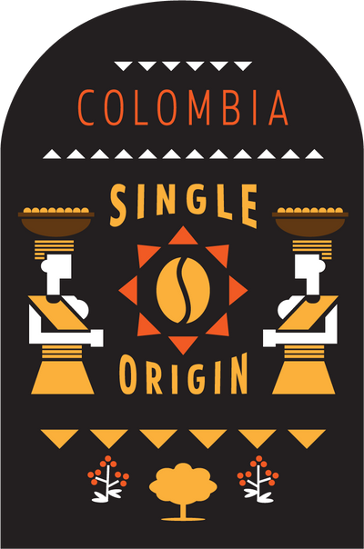 Colombia Supremo Cold Brew Filter Pack