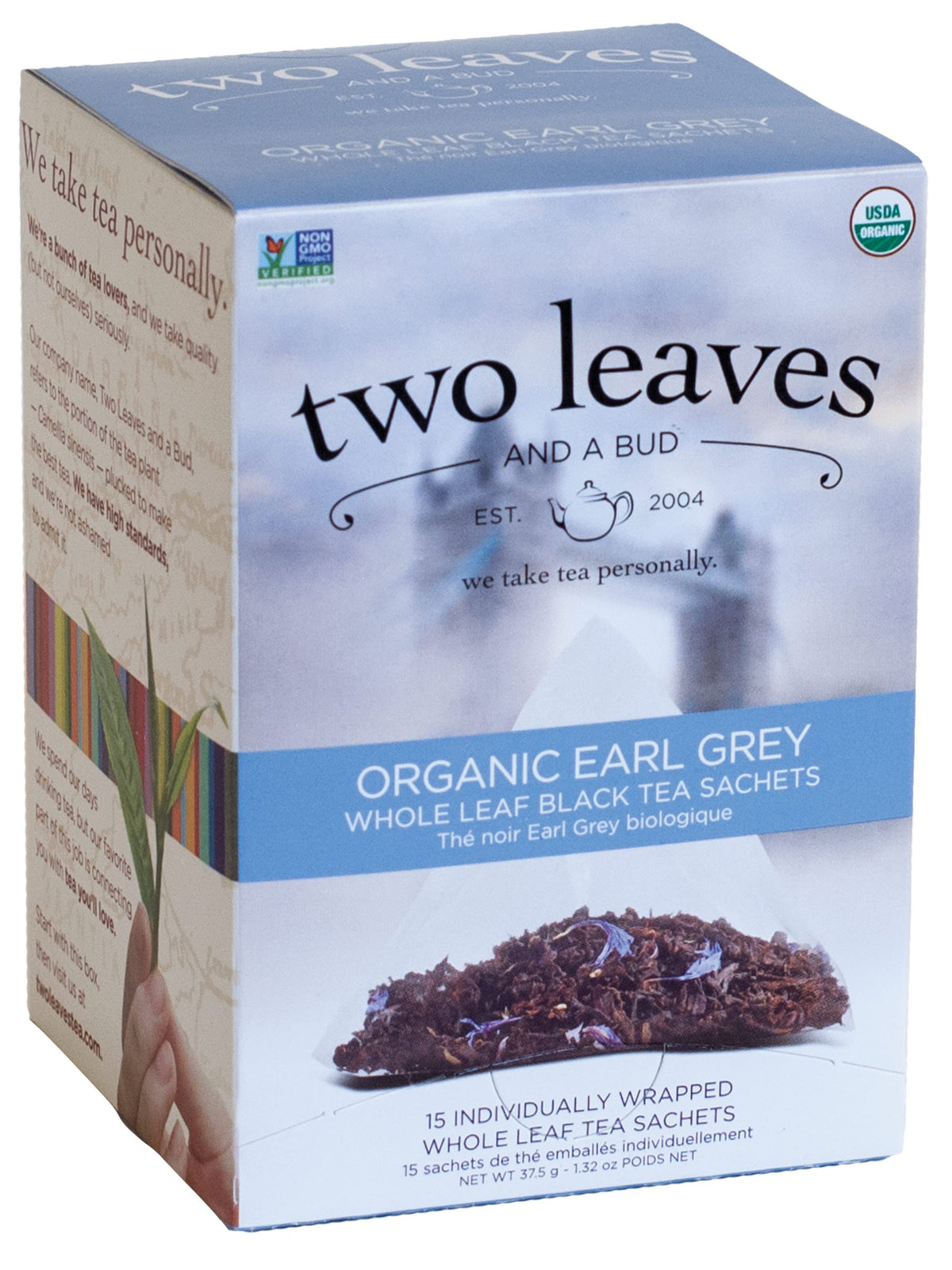 Earl Grey - 15 sachets/box