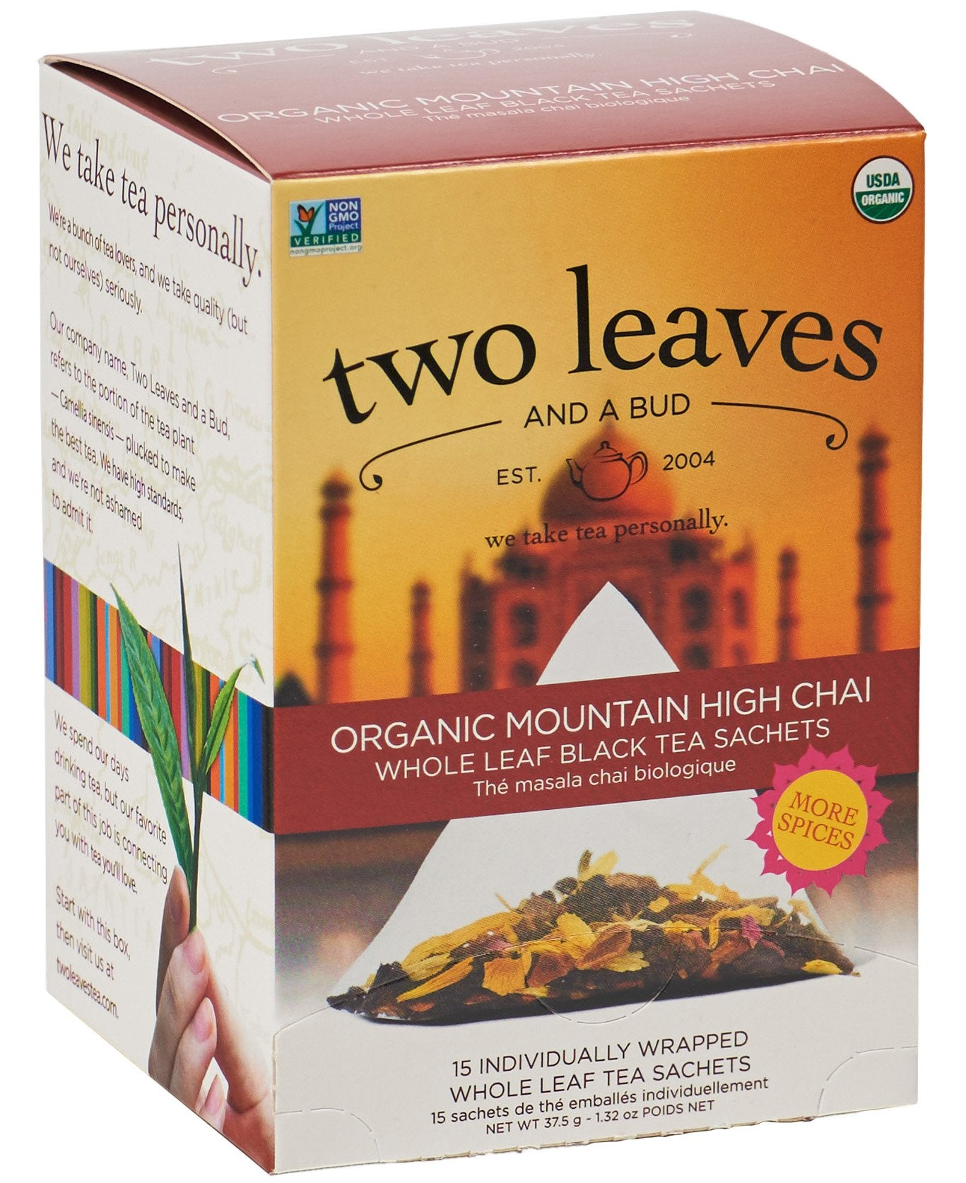 Mountain Chai - 15 sachets/box