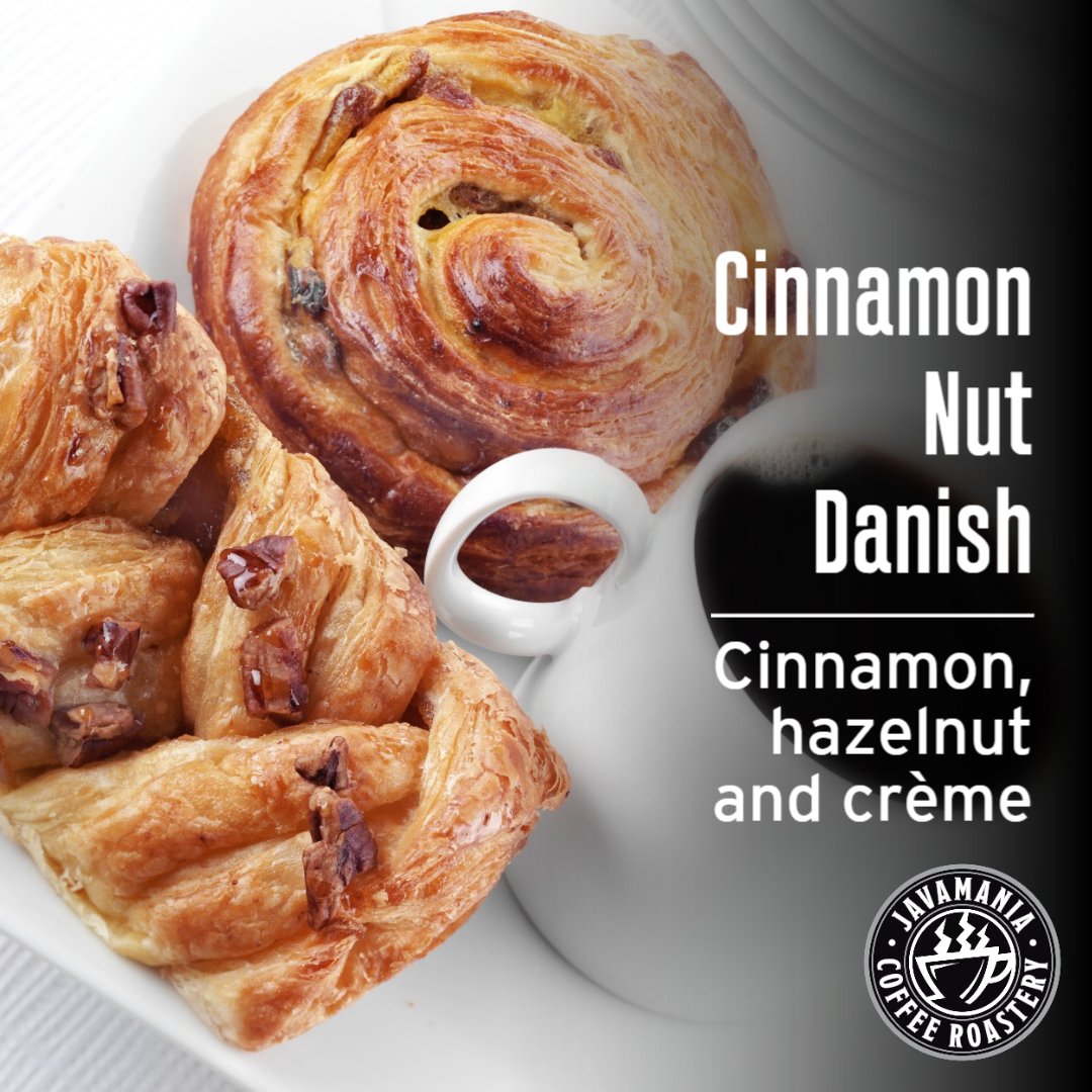 Cinnamon Nut Danish