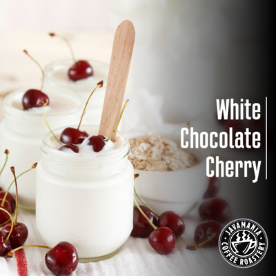 White Chocolate Cherry