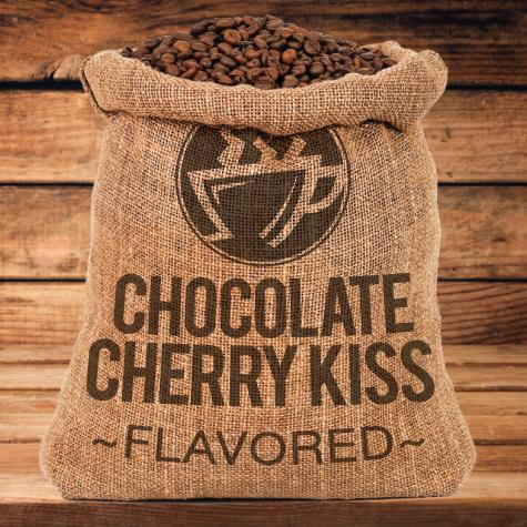 Chocolate Cherry Kiss