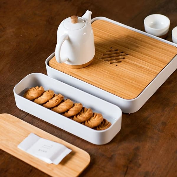 BAMBOO Box Kitchen essential Kitchen Essentials Organizer