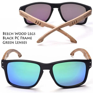 Beech Blue for Glasses Green S1060C03