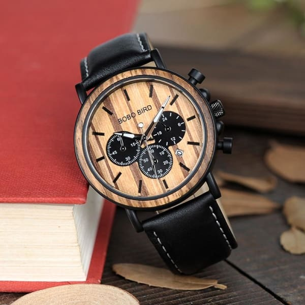 Brand Chronograph Luxury Men Top