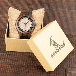 Ebony Japan Men Movement Quartz
