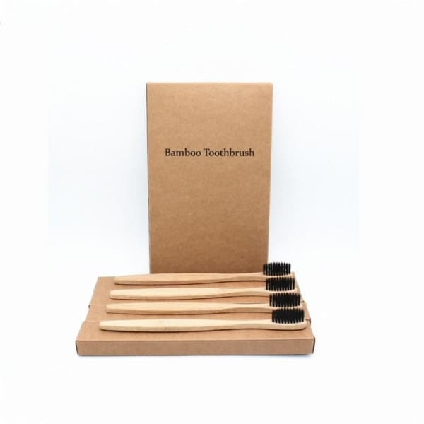 Bamboo Daily Essentials Kitchen Essentials Organic Toothbrush