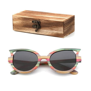 and bamboo box cat color wood box-10