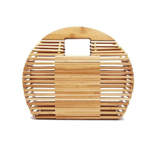 2019 Bags Bamboo Beach Clutch