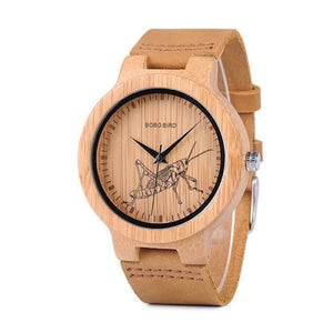 Bamboo Design Dial Face Gifts C9-P20-1