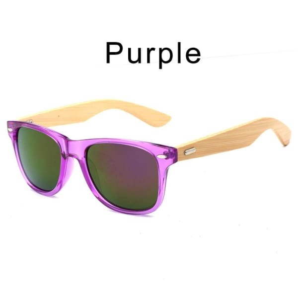 400 bamboo fashion for frame Purple