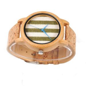 Bamboo Blue Clothes Constitute Dial