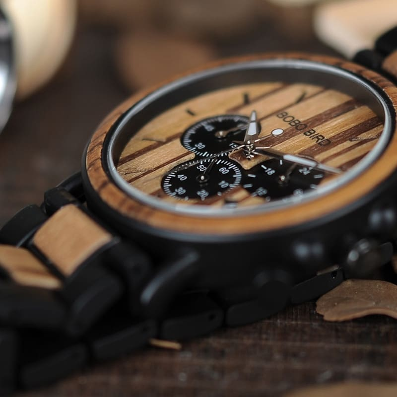WOODEN WATCHES BOBO BIRD FASHION STYLE (67)