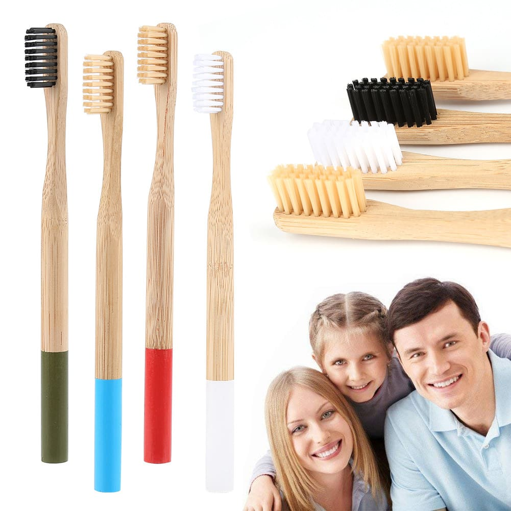 Natural Bamboo Toothbrush