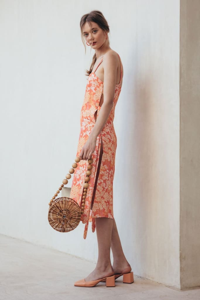 New Summer Bamboo Handbag