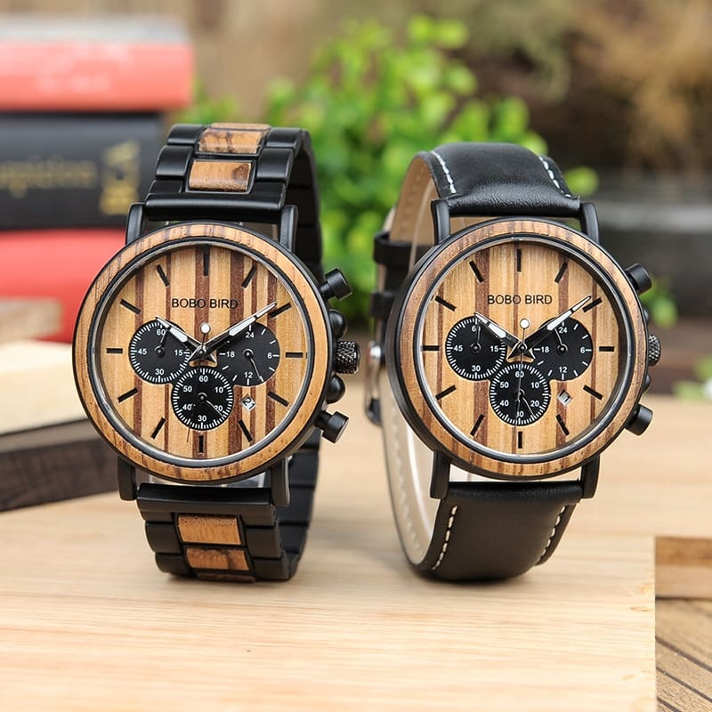 WOODEN WATCHES BOBO BIRD FASHION STYLE (36)