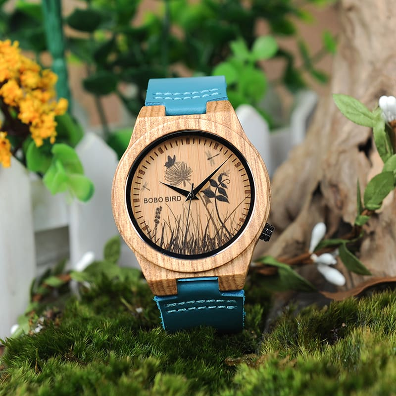 wooden wrist watches bobo bird fashion men (14)