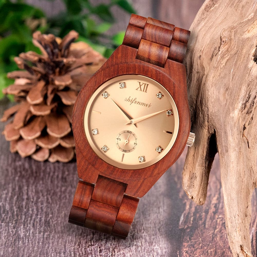BOBO-BIRD-Bamboo-Wooden-Watches-Women-bayan-kol-saati-Show-Date-Wristwatch-Quartz-Ladies-in-wood (2