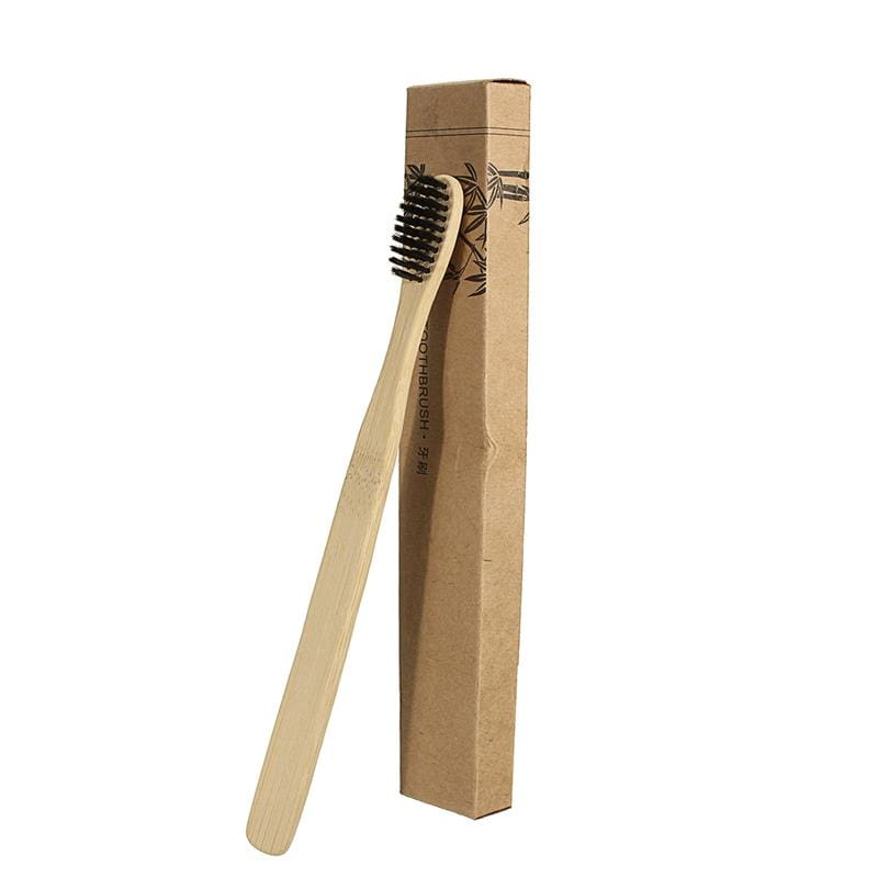 Soft Fibre Environmentally Wood Toothbrush