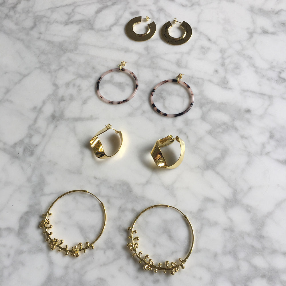 Minimal jewellery from PDPaola