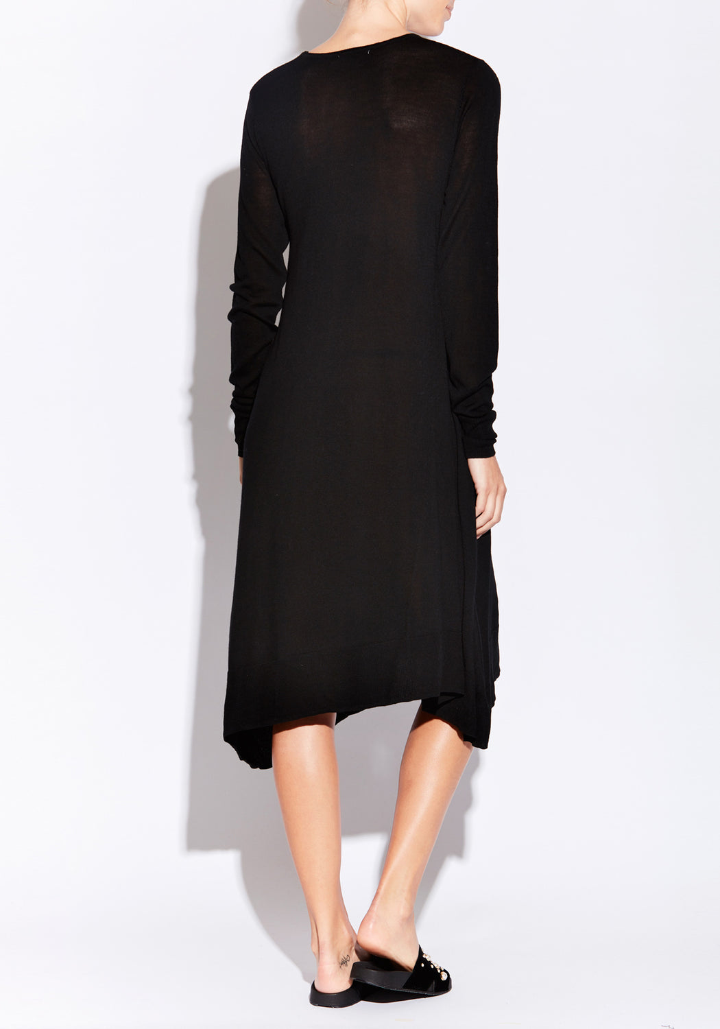 Scope Sweater Dress