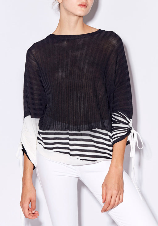 Otille Asymmetrical Knit