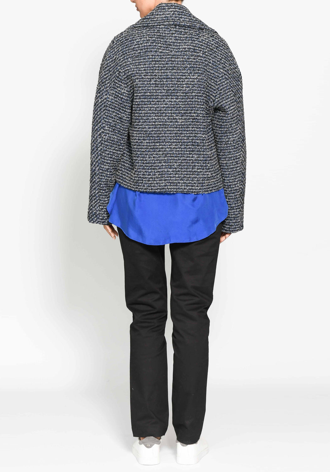 Hibernation Cropped Coat