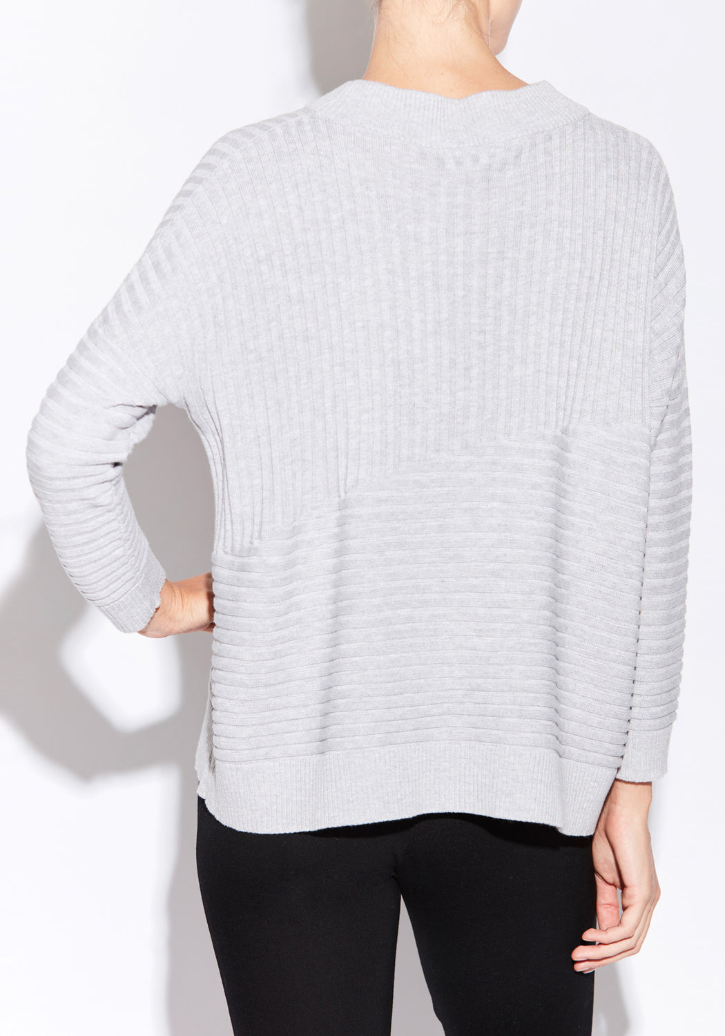 Trace Panel Knit