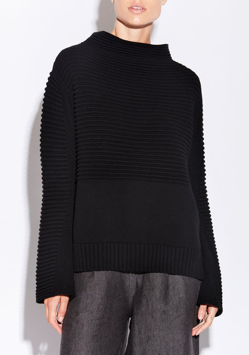 Aerial Turtleneck Knit