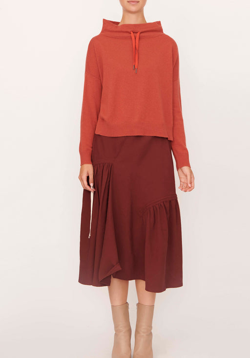 Abbey Drawstring Knit