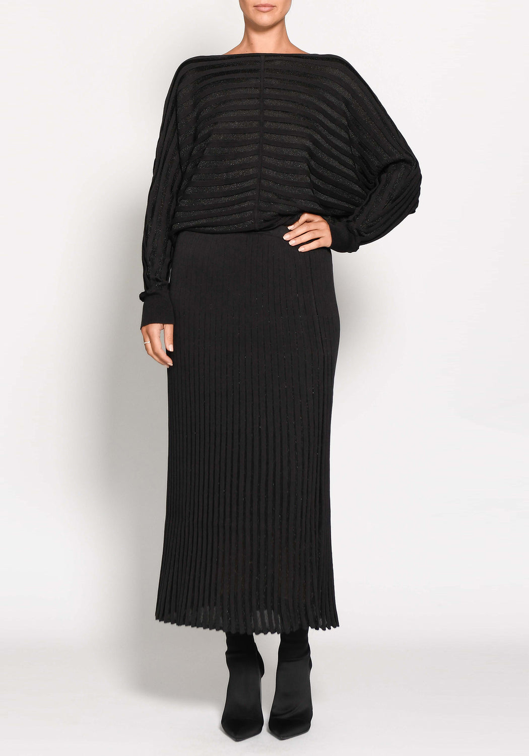 Atrium Pleated Skirt