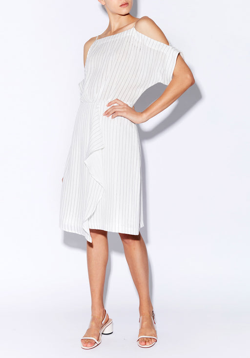Mila Draped Dress