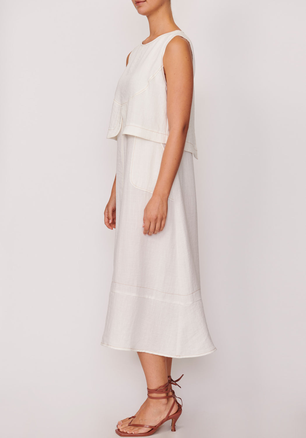 Paloma Double Layer Dress
