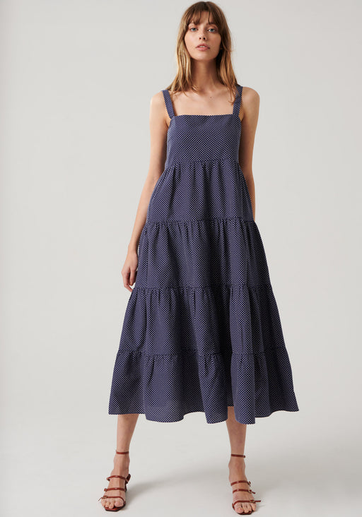 Harlow Tiered Maxi Dress